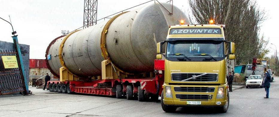 Перевозка крупногабаритных грузов в СПб-min